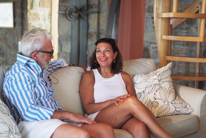 Food&Media International visited Ikaria