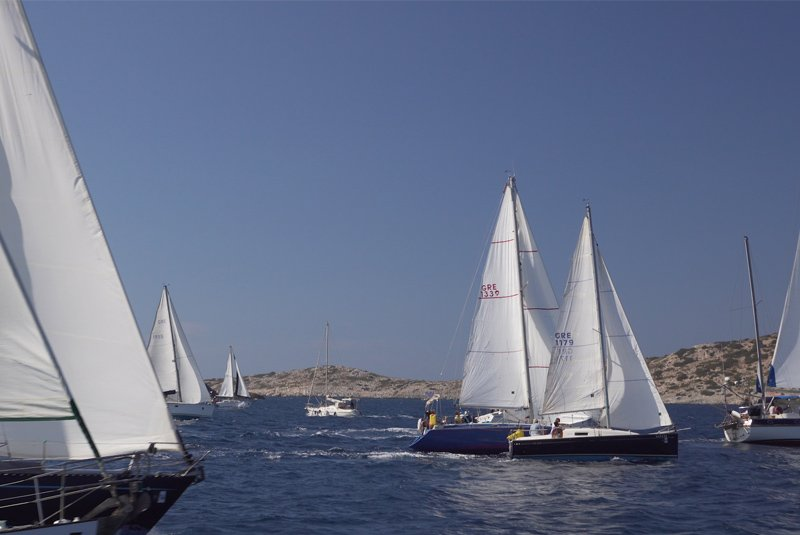 2nd Ikaria Senior Regatta 2018
